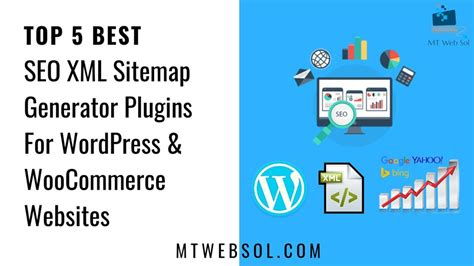 Best Sitemap Generator top 5 best seo xml sitemap generator plugins for