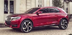 Suv Citroen Ds7 : citroen ds wild rubis luxury suv concept unveiled photos 1 of 7 ~ Melissatoandfro.com Idées de Décoration