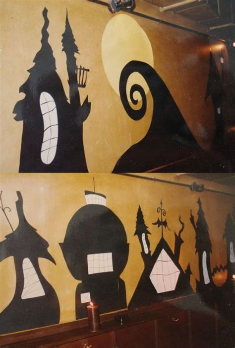 Nightmare Before Decorations Ideas by 25 Great Ideas About Disney Decorations On