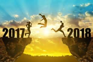 Image result for images of jumping from 2017 to 2018