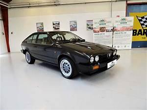 Alfa Romeo Gtv6 Occasion : for sale alfa romeo alfetta gtv 6 2 5 1986 offered for gbp 18 970 ~ Medecine-chirurgie-esthetiques.com Avis de Voitures