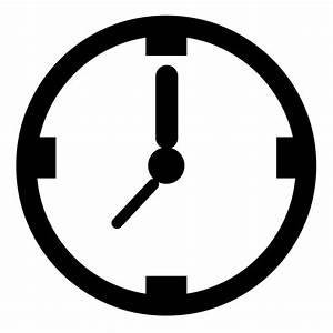 FREE Clock Icon PNG | Tidy Design Blog