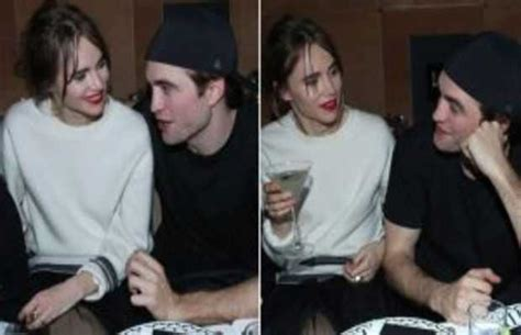 Robert Pattinson Possibly Engaged to Girlfriend Suki ...