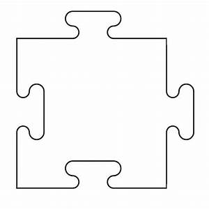 printable puzzle piece template printable templates With giant puzzle template