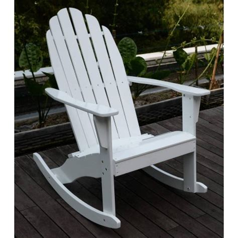 adirondack rocking chair white walmart