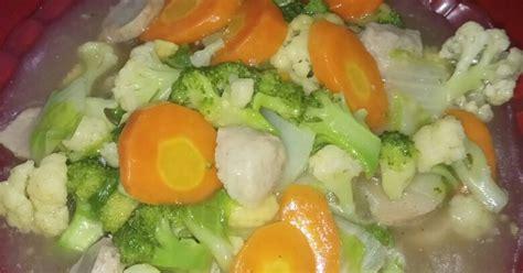 resep menu vegetarian enak  sederhana ala rumahan