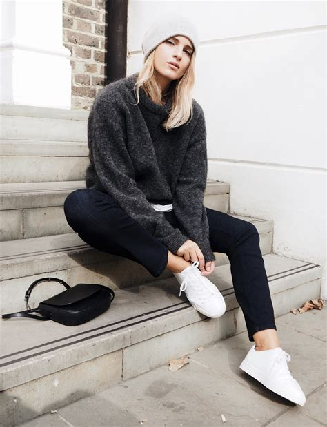 casual  trendy black jeans outfits  wow style