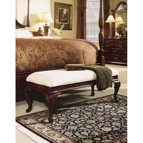 drew cherry grove bedroom 791 480 drew furniture cherry grove bedroom bed bench