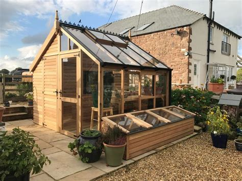 Best 25 Greenhouse Shed Combo Ideas On