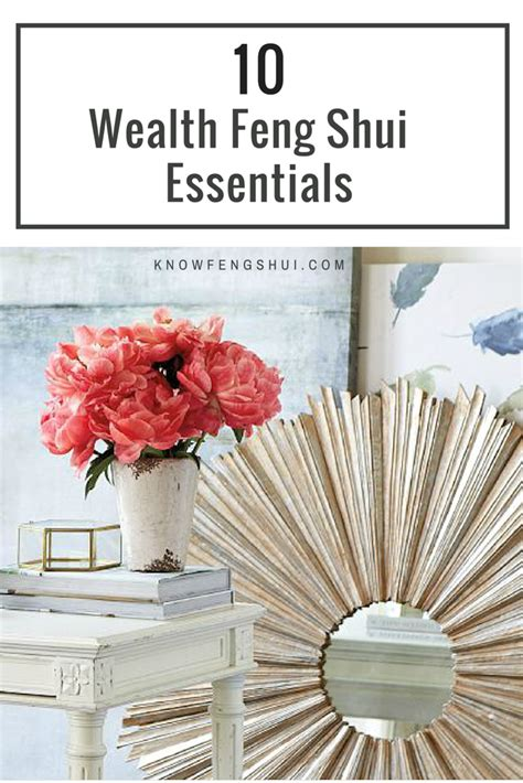 feng shui home decor 10 wealth feng shui essentials for your home or office
