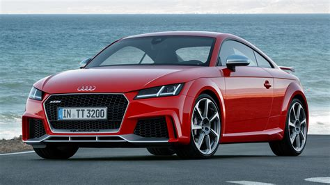 Audi Tt Coupe Wallpapers by 2016 Audi Tt Rs Coupe Wallpapers And Hd Images Car Pixel