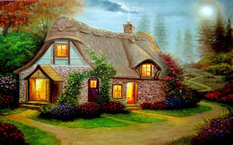country cottage wallpaper beautiful cottage garden plans image creative