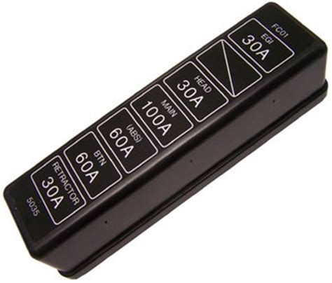 Fc Rx7 Fuse Box by 89 91 Rx7 Fuse Box Cover W O Airbag Fc01 66 762 Nla