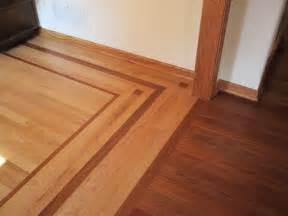 wood flooring designs custom wood border hardwood flooring anderson floor company