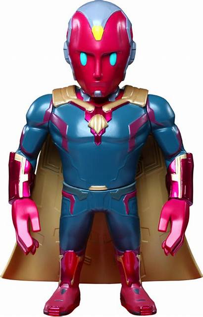 Vision Marvel Toys Collectible Sideshow Collectibles Head