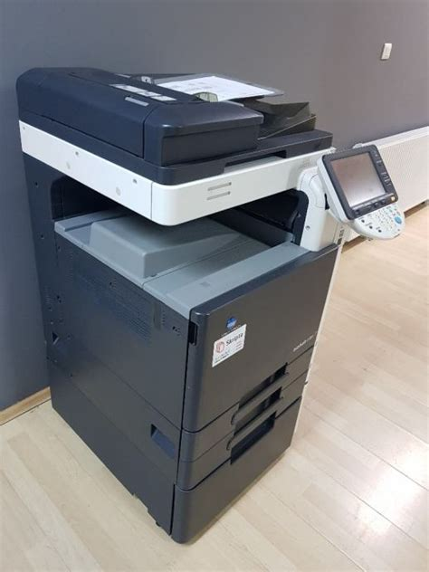 The bizhub c220 colour photocopier is a reliable, affordable and and sturdy machine and extremely popular in kenya for users on a budget but require a good machine. Konica Minolta bizhub C220 - SKRIPTA Osijek