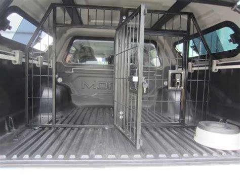 isuzu  max lockable dog cage