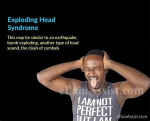 Exploding Head Syndrome GIFs - Find & Share on GIPHY