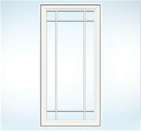prairie grids  bay window windows doors pinterest
