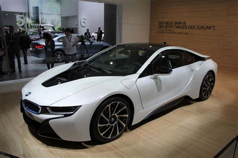 What Is The Price Of Bmw I8