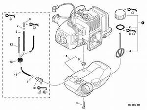 Echo Chainsaw Parts Diagram