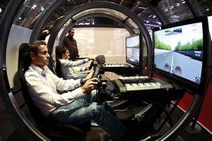 Simulateur Auto Ps4 : la simulation automobile l honneur au mondial de la simulation actualit s sport auto le ~ Farleysfitness.com Idées de Décoration