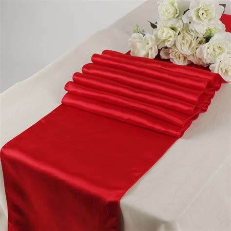 cheap table runners bulk online buy wholesale red table runner from china red table