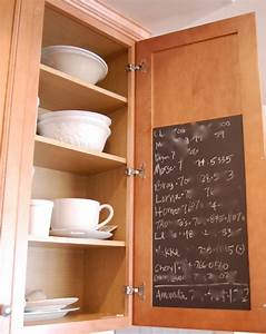 using chalkboard in your home a linky With what kind of paint to use on kitchen cabinets for stick ups wall art