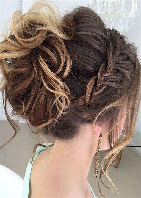 hair buns styles for medium hair daily hairstyles for medium length hair 2017 2018 5313