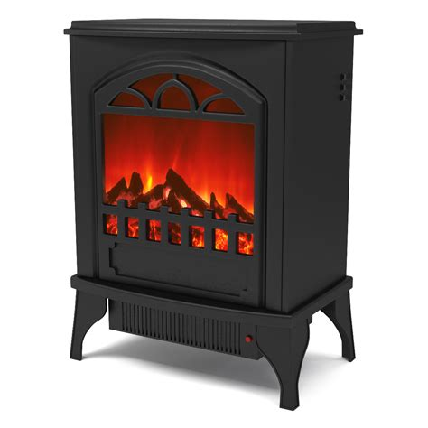 free standing electric fireplace electric fireplace free standing portable space