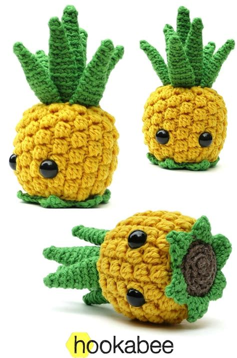 crochet cuisine 17 best ideas about pineapple crochet on