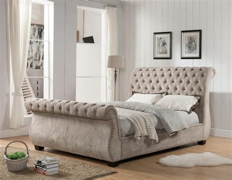 king upholstered bed cardis furniture mattresses