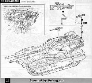 U C  Hard Graph E F G F  M61a5 Main Battle Tank English
