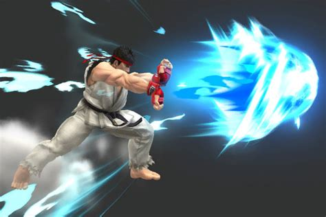 Ryu Brings Street Fighter To Smash Bros 4, Full Details