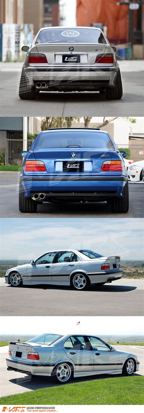 style rear bumper bar  bmw  sedan convertible