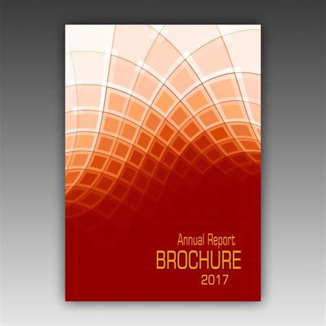Free Orange Business Tri Fold Brochure Template Psd Titanui Orange Brochure Template Psd File Free