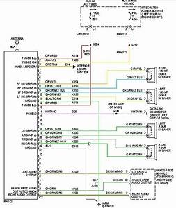 2002 Dodge Intrepid Radio Wiring Diagram