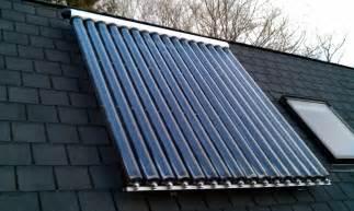 solar powered heat l solar water heaters