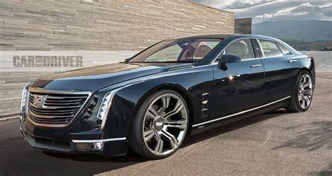 2019 Cadillac Ct8  The Luxury Sedan Coming In 2019 News