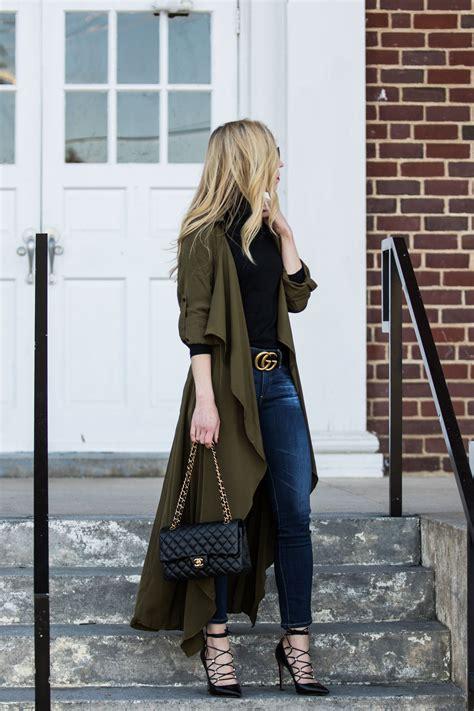 styling  utility duster jacket meagans moda