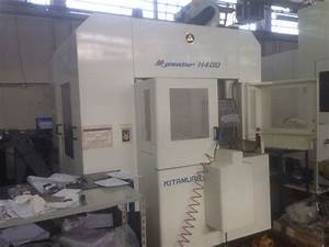 Horizontal Machining Center Kitamura H 400 For Sale
