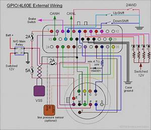 New Of 4l60e Transmission Shift Solenoid Wiring Diagram