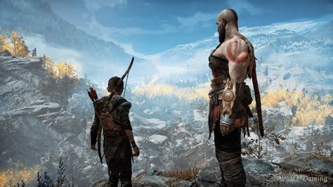 God Of War (2018) Review A Not So Powerful God Whatifgaming