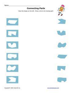 visual perception worksheets images visual
