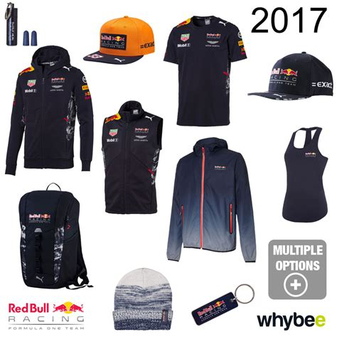 bull shop 2017 bull racing f1 formula one team official merchandise collection ebay