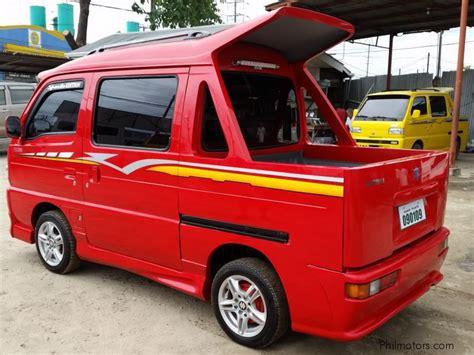Suzuki Multicab by Used Suzuki Multicab 1999 Multicab For Sale Cebu