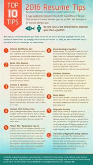 picture for resume tips infographic 2016 resume tips