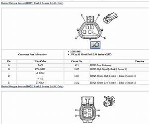 Gm 4 Wire O2 Sensor Wiring Diagram