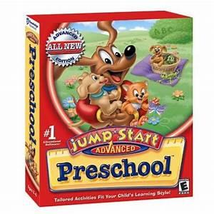 JumpStart Advanced Preschool Game Giant Bomb