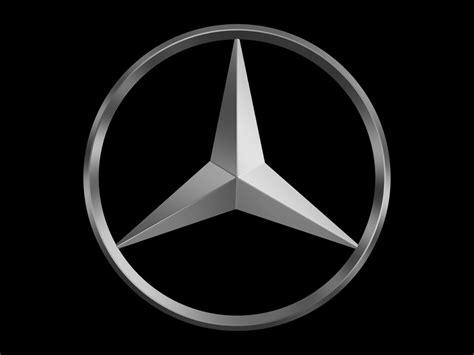 Mercedes Three-pointed Star Logo